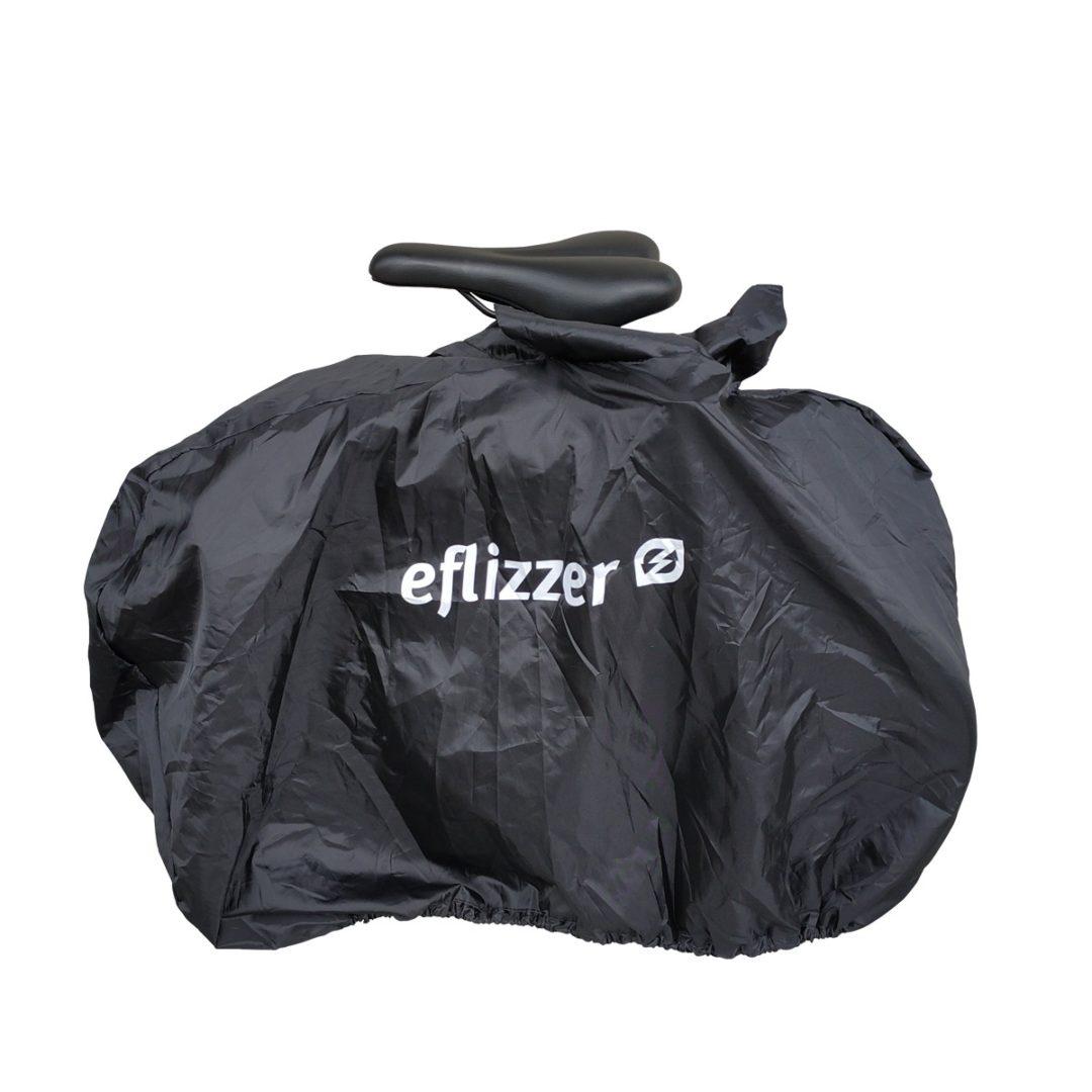 eflizzer Quickbag - Sattelöffnung