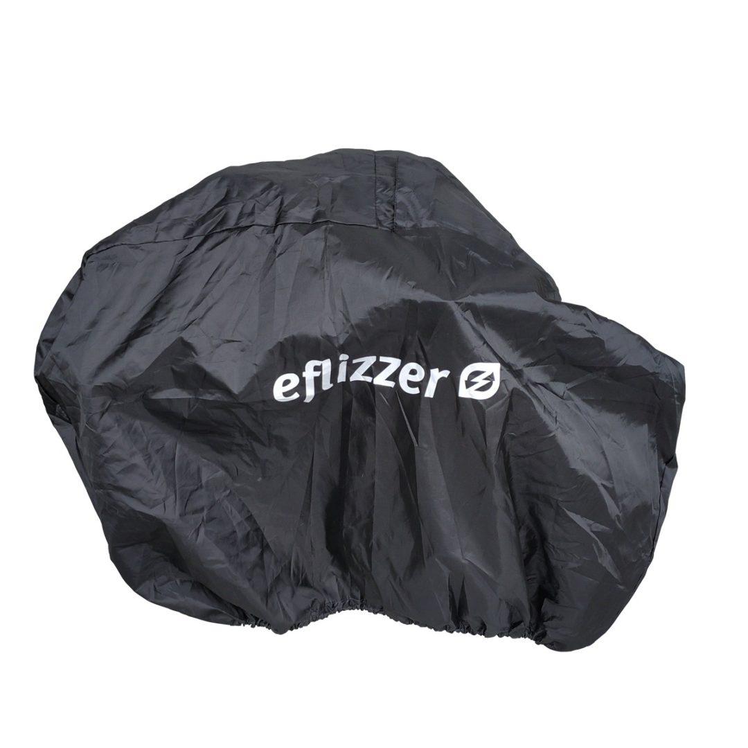 eflizzer Quickbag - verpacktes Fahrzeug