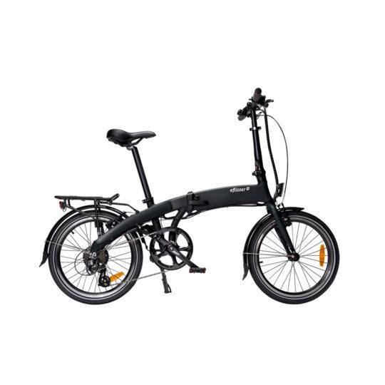 eflizzer klappbares E-Bike Sprint Basic Grau - Produktbild