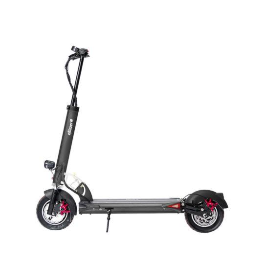 eflizzer eScooter Comfort V3 Produktbild dunkelgrau