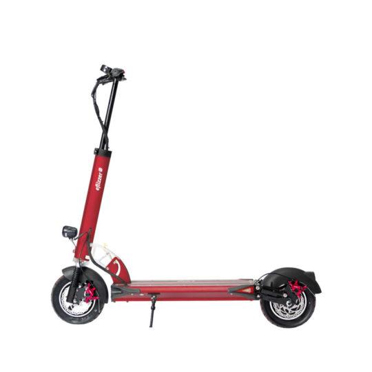 eflizzer eScooter Comfort V3 Produktbild rot
